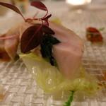 かみくら - 蒸し鶏