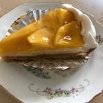 トゥレジュール - 料理写真:【ココナツマンゴ…380円】★2017/5