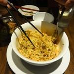 豊栄 - 冷やしタンタン麺