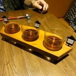 豊栄 - 紹興酒飲み比べ