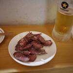 羊香味坊 - 腸詰&生ビール~☆