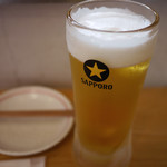 羊香味坊 - 生ビール~☆