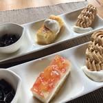 jicca - 本日のデザート 2種類