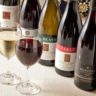 知る人ぞ知る!!トルコはワインの発祥地