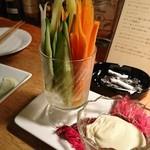ライスンリブス - 野菜スティック