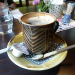 カフェ 七色の風 - ホットコーヒー
