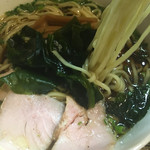 中華そば いぶき - ☆★恒例☆麺AGE♫★☆