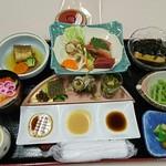 深浦観光ホテル - 料理写真: