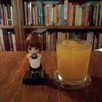 GOOD HEAVENS ! - オレンジジュース(500 円)