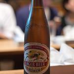 岸田屋 - 2017.6 瓶ビール大(650円)キリンラガー