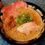 麺屋 Somie's - 料理写真:ベジポタ