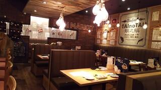 鯛之鯛 梅田店 - 1706_鯛乃鯛 梅田店_店内
