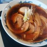 麺屋 恵 - あっさり醤油ラーメン