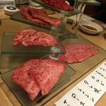 和牛焼肉じろうや 介 wagyu&sake - 飛騨牛の階段