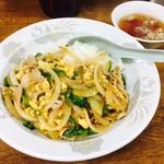 大明飯店 - 特製丼(750円)