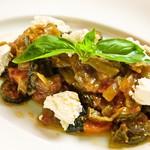 イタリア食堂 MARIA - 夏野菜のカポナータと自家製リコッタチーズ