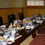 満寿鮨 - 宴会例