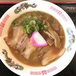 笑福亭 - 和歌山ラーメン 700円
