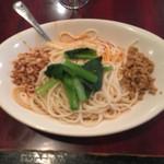 中国家庭料理 楊 - 汁なし坦々麺