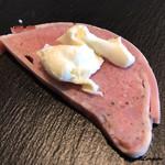 リストランテ ブォーノ - 豚肉のパテ