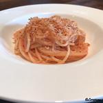 リストランテ ブォーノ - タラコと桜海老のスパゲッティ
