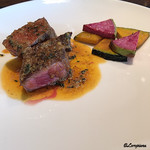 リストランテ ブォーノ - 牛ロース肉のアッロースト