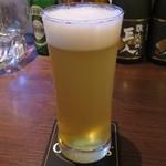 グラマラスオレンジ - ひでじのフルーツビール美味しい
