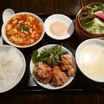 飯楽 - ミニセット 1200円