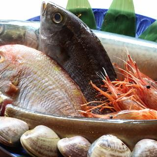 こだわってます!旬の鮮魚&出汁が自慢のおでん◎