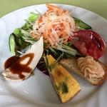 ビストロ ノブ - 料理写真:前菜