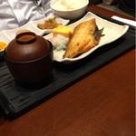 69247923 - 焼き魚定食