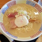 永坊 - 塩ラーメン 650円