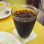 千疋屋総本店 フルーツパーラー - アイスコーヒー