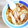 いろは食堂 - 料理写真:半中華