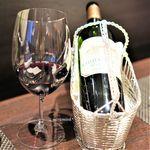 レストラン ラ・フロレゾン・ドゥ・タケウチ - ワイン