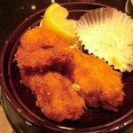 回し寿司 活 - カキフライ