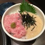 五穀 - ネギトロ丼ミニ