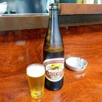 69257043 - ビール大瓶(650円)