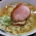 麺 みつヰ - 塩(細麺・750円)