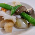 6926311 - 海鮮&野菜炒め。これも中華定番。