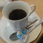 うなぎ料理・なべ料理専門 松田 - ドリンク写真:食後にサービスでホットコーヒー