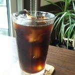 カフェきりき - アイスコーヒー