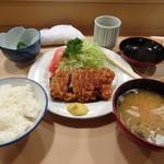 Tonki - ヒレかつ定食