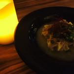 燻製お肉&ギリ盛りスパークリングワイン Ren-Chin! - 炊きシュウマイ、むむむ新しい