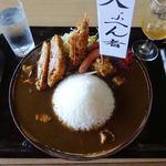 ビッキ石 - 前田慶次郎傾奇者カレー 1550円