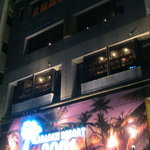 BAR 坂梨 - ビルの3階にあります。