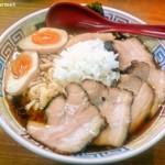 69271662 - 竹岡式ヤクミ+味玉 (850円)
