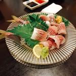 矗 - 鯵、最高に美味!