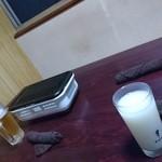 焼肉のんちゃん - ドリンク写真: