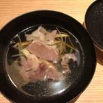 のど黒屋 - 牛肉の一品